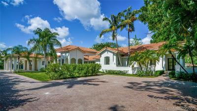 South Miami Single Family Home For Sale: 5740 SW 67th Ave