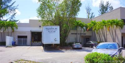 Doral Commercial For Sale: 1660 NW 95th Ave #2