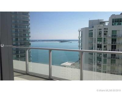 Rental For Rent: 1300 Brickell Bay Dr #2603