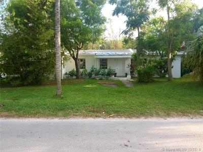 Key Biscayne Single Family Home For Sale: 205 W Enid Dr