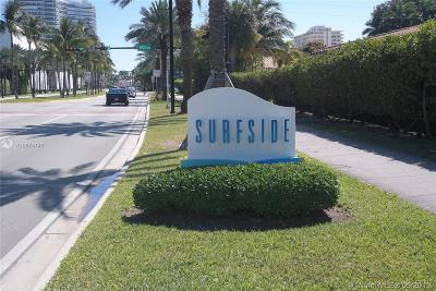 Surfside Commercial For Sale: 8918 Collins Ave