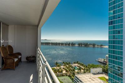 Miami-Dade County Condo For Sale: 2025 Brickell Ave #2004