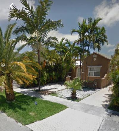 Hallandale Single Family Home For Sale: 626 NE 4th Ct