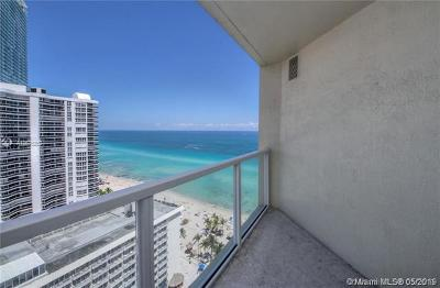 Miami-Dade County Condo For Sale: 16699 Collins Ave #2905