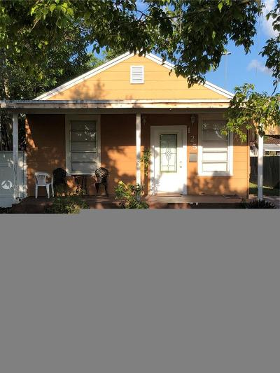 Miami Springs Single Family Home For Sale: 125 Cherokee Street