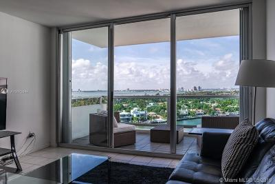 Miami Beach Condo For Sale: 5151 Collins Ave #1621