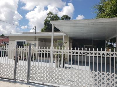 Miami Single Family Home For Sale: 2986 NW 51st St