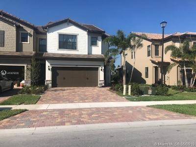 Lake Worth Single Family Home For Sale: 4468 San Fratello Cir