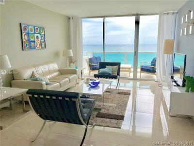 Miami Beach Condo For Sale: 5151 Collins Ave #1719