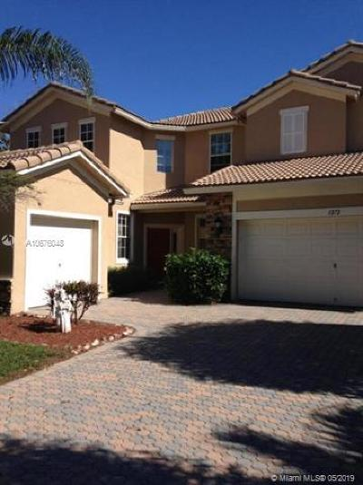 West Palm Beach FL Single Family Home For Sale: $460,000