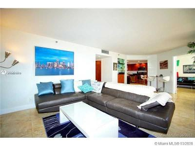Hallandale Beach Condo For Sale: 300 Three Islands Blvd #510