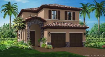 Homestead Single Family Home For Sale: 2450 NE 1 St