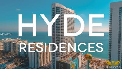 Hollywood Condo For Sale: 4111 S Ocean Dr #2707