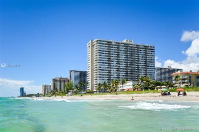 Hallandale Beach Condo For Sale: 1950 S Ocean Dr #14A