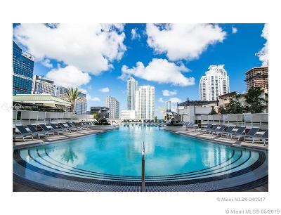 Brickell Condo For Sale: 999 SW 1st Ave #2717