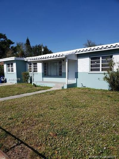 Miami Single Family Home For Sale: 2127 NW 83rd Ter