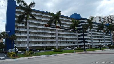 Hallandale Condo For Sale: 1893 S Ocean Dr #903