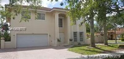 Miami Single Family Home For Sale: 9701 SW 157th Pl