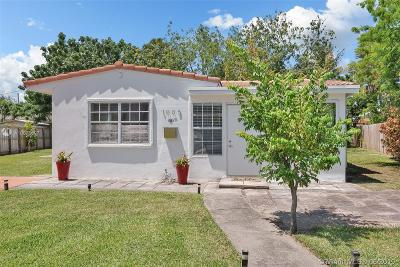 Fort Lauderdale Single Family Home For Sale: 1005 NE 16th Pl