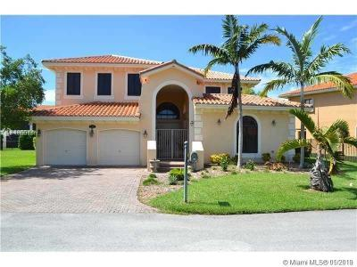 Cutler Bay Single Family Home For Sale: 7408 SW 189th St