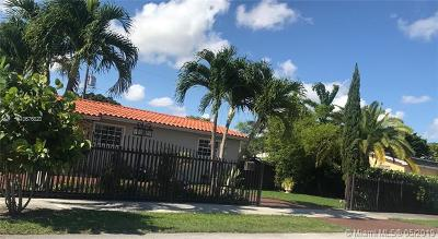 Miami Single Family Home For Sale: 8375 SW 42nd St