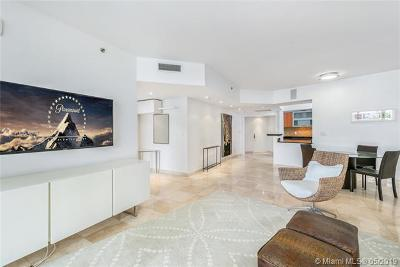 Miami Beach Condo For Sale: 400 Alton Rd #1609