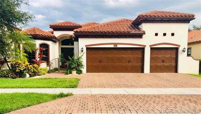 Cooper City Single Family Home For Sale: 3557 NW 87th Ave