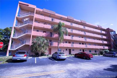 Plantation Condo For Sale: 7561 NW 16th Street #2109