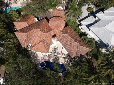 Coral Gables, South Miami Single Family Home For Sale: 272 Veleros Ct
