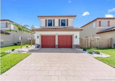 Homestead Single Family Home For Sale: 11724 SW 254th St