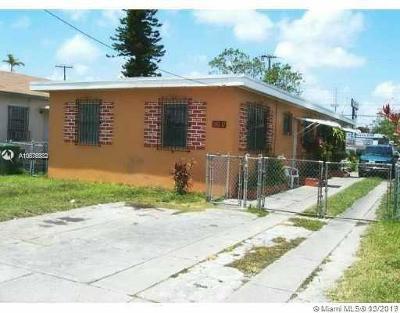 Miami FL Multi Family Home For Sale: $255,000