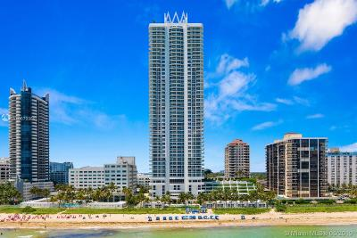 Miami Beach Condo For Sale: 6365 Collins Ave #2204