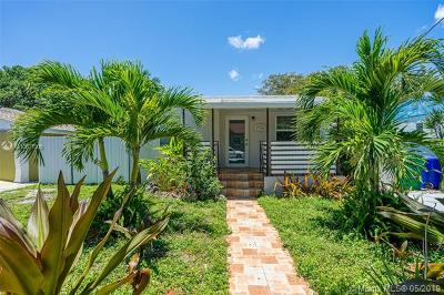 Single Family Home For Sale: 5700 NW 4th Ave