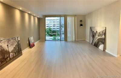 Miami Beach Condo For Sale: 800 West Ave #637