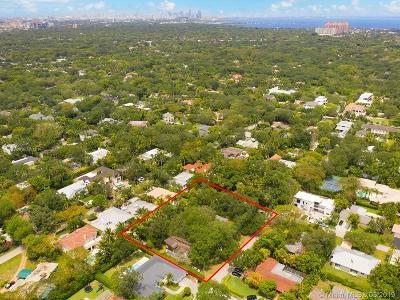 Miami Residential Lots & Land For Sale: 5051 SW 77th St