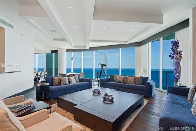 Hollywood Condo For Sale: 2711 S Ocean Dr #3505
