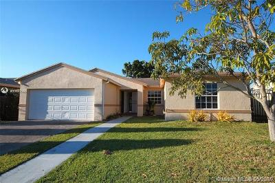 Homestead Single Family Home For Sale: 12759 SW 265th St