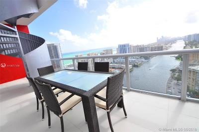 Hallandale Beach Condo For Sale: 2602 E Hallandale Beach Blvd #T3305
