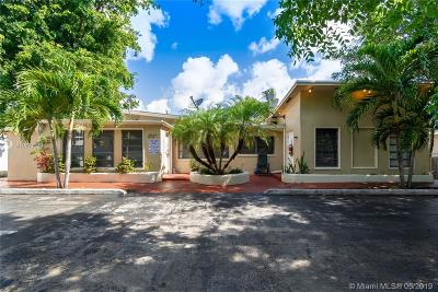 Hollywood Single Family Home For Sale: 2027 Fletcher St