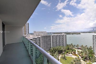 Flamingo, Flamingo South Beach, Flamingo South Beach Co., Flamingo Condo, Flamingo South Beach Cond, Flamingo South Beach I, Flamingo South Beach I Co Rental For Rent: 1500 Bay Rd #C-1801
