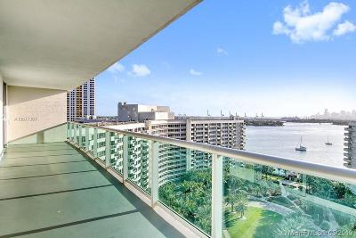 Flamingo, Flamingo South Beach, Flamingo South Beach Co., Flamingo Condo, Flamingo South Beach Cond, Flamingo South Beach I, Flamingo South Beach I Co Rental For Rent: 1500 Bay Rd #C-1702