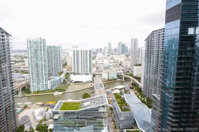Miami Condo For Sale: 45 SW 9th St #4110
