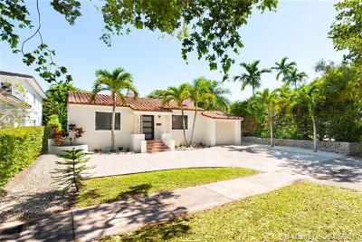 Coral Gables Single Family Home For Sale: 436 Madeira Ave