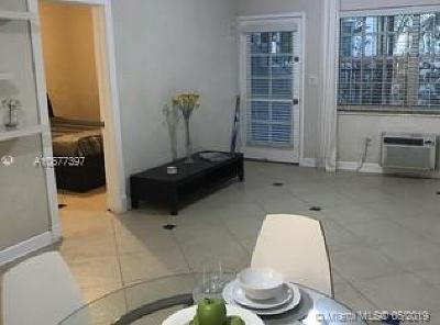 Miami Beach Condo For Sale: 1611 West Ave #7