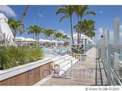Miami Beach Condo For Sale: 2301 Collins Ave #631