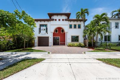 Miami Single Family Home For Sale: 1940 SW 12 Av