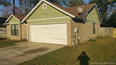 Single Family Home For Sale: 7843 E Collins Ridge