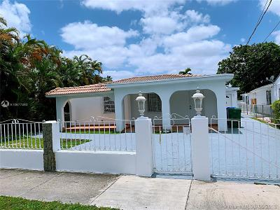 West Miami Single Family Home For Sale: 526 SW 64 Ave