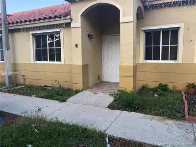 Homestead Condo For Sale: 23 NE 13th Ave #3