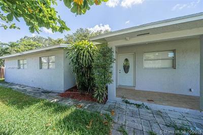 Fort Lauderdale Single Family Home For Sale: 540 SW 15th Ave